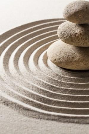 <strong>Feng-Shui ist eine fernöstliche Harmonielehre.</strong><br/>© Laurent Hamels - Fotolia.com