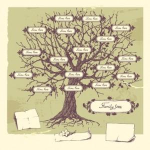 Interessieren Sie sich für Ihren Familienstammbaum?  © shlapak_liliya - Fotolia.com