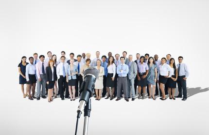 <strong>Studieren Sie per Fernstudium und werden Sie Spezialist für Eventmarketing.</strong><br/>© Rawpixel - Fotolia.com