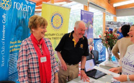 Volunteers Expo 2014