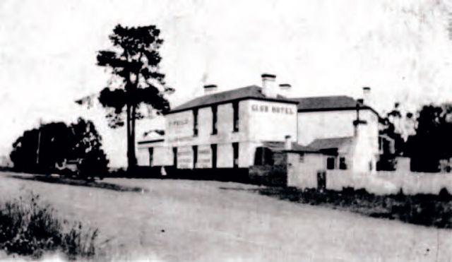 Club Hotel 1928