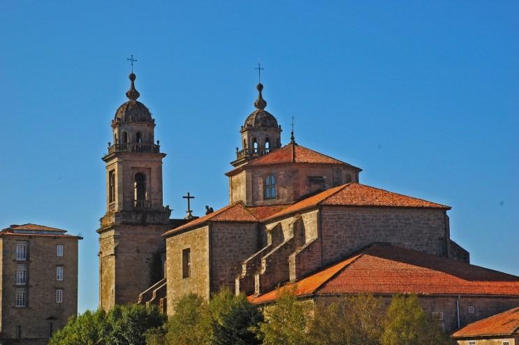 Santiago de Compostela, Spanien