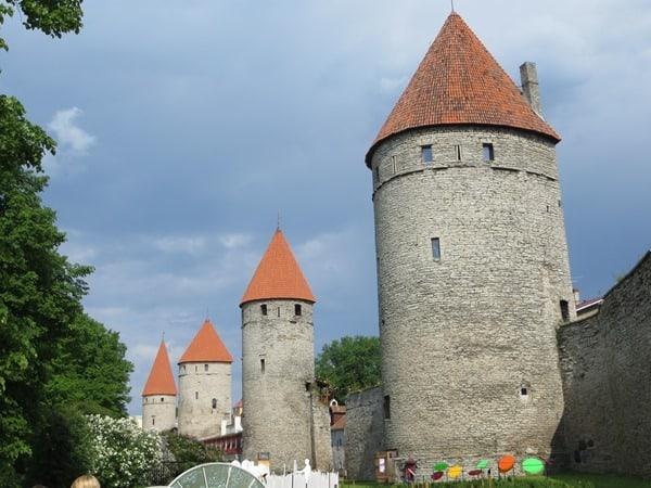 51-Stadtmauer-Tallinn