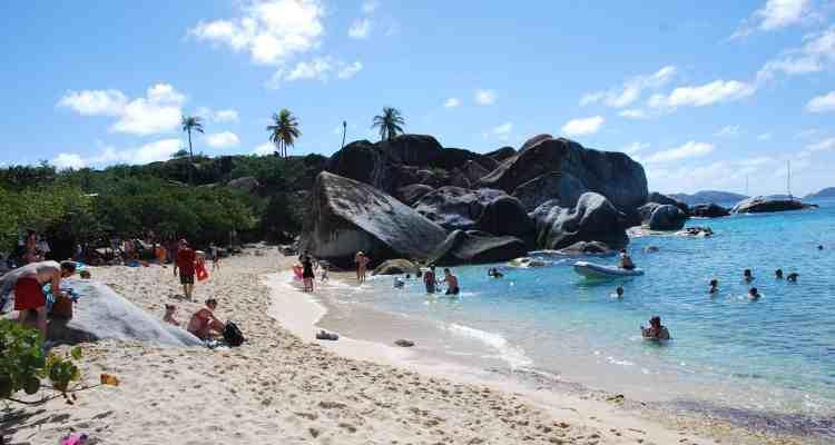 00 The Baths Virgin Gorda British Virgin Islands