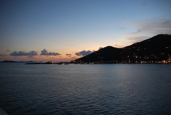 Sonnenuntergang-Tortola-British-Virging-Islands-Karibik