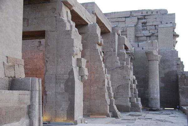 Doppeltempel von Kom Ombo Ruine Ägypten
