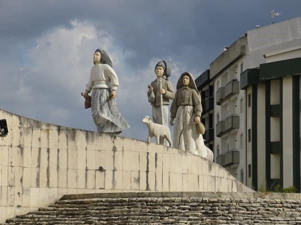 Wallfahrtsort Fatima Portugal 3 Hirtenkinder