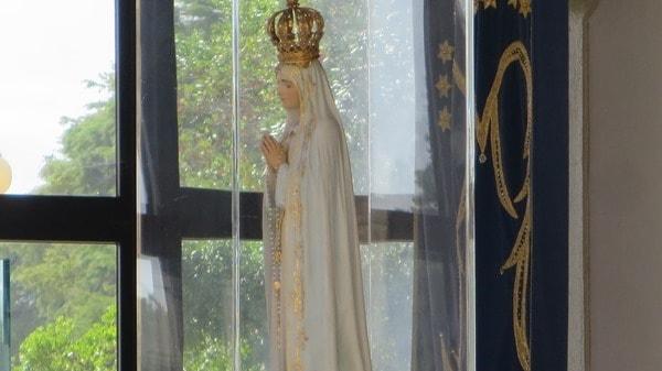 Wallfahrtsort Fatima Portugal Heilige Jungfrau Maria im Santuario de Fatima