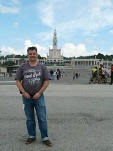 Wallfahrtsort Fatima Portugal Reiseblogger Daniel Dorfer
