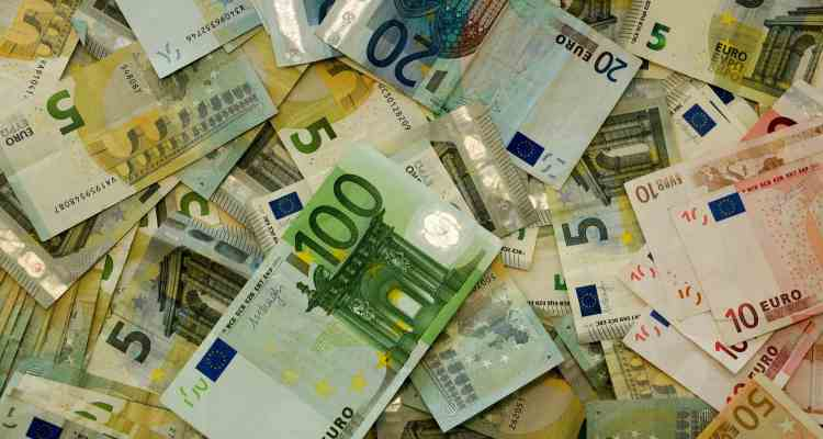 money euro geld