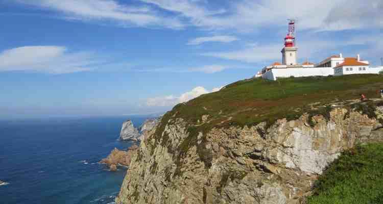 00 Cabo da Roca Portugal Leuchtturm