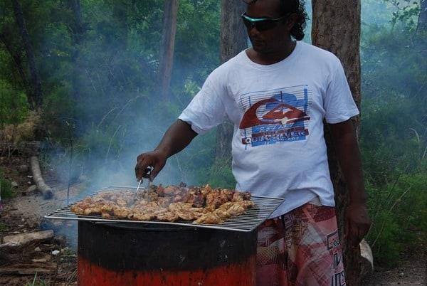 21_BBQ-Barbecue-Ile-aux-Benitiers-Mauritius