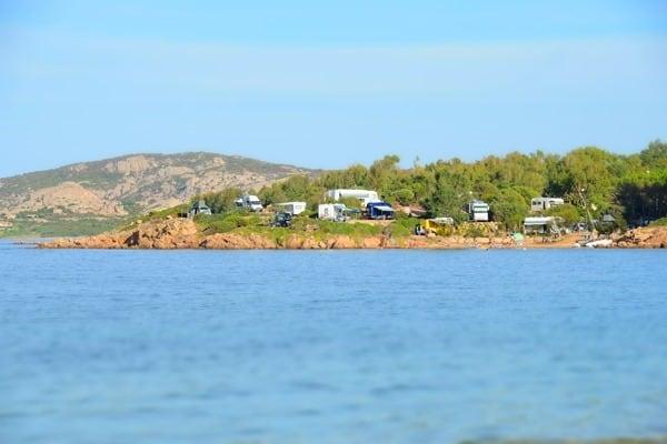 03_Campingplatz-Centro-Vacanze-Isuledda-Strand-Tanca-Manna-Sardinien-Italien