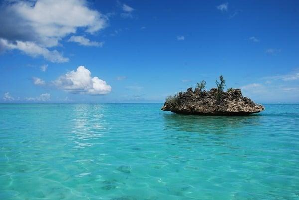 Hochzeitsreise wohin Mauritius Flitterwochen exklusiv Coconut Rock