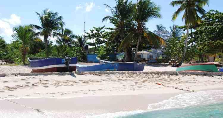 00 Isla Saona Dominikanische Republik