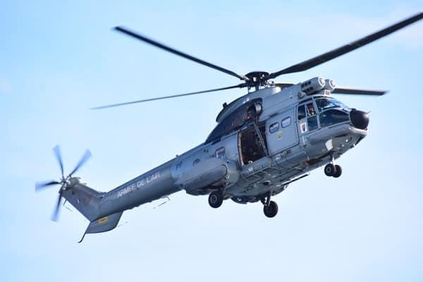 24_Seetag-MSC-Preziosa-Hubschrauber-franzoesiche-Armee-medizinischer-Notfall-Strasse-von-Bonifacio