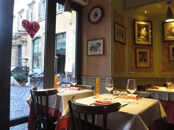 die perfekte Pizza selber machen Ristorante That's Amore Rom Italien