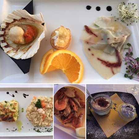 08_Lignano-Sabbiadoro-Abendessen-Terrazza-a-Mare-Italien-Adria