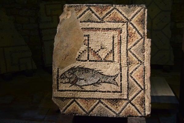 Porec Kroatien Christliches Mosaik Euphrasius Basilika Istrien