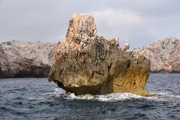Capo Caccia Grotte di Nettuno Neptungrotte Sardinien Alghero Italien
