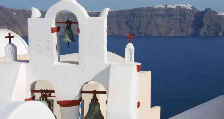 000 Urlaub auf Santorin Kykladen Griechenland