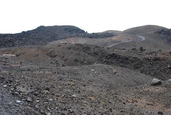 Kratertour Nea Kameni Vulkan Santorini Urlaub Kreuzfahrt Sehenswürdigkeiten Kykladen Griechenland