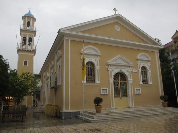 04_Kreuzfahrt-oestliches-Mittelmeer-Kirche-Argostoli-Griechenland