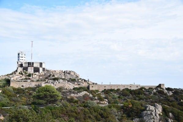 La Maddalena Sardinien Militärstützpunkt Italien Mittelmeer