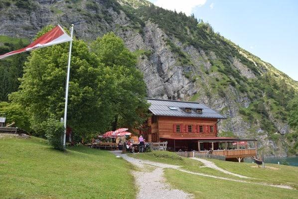Gaisalm Achensee wandern Tirol Österreich