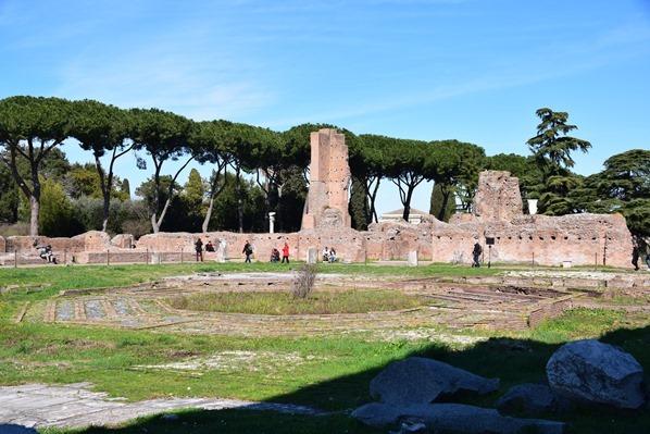 20_Ruine-Palatin-Citytrip-Rom-Italien