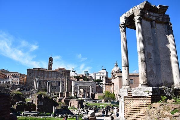 27_Forum-Romanum-Foro-Romano-Citytrip-Rom-Italien