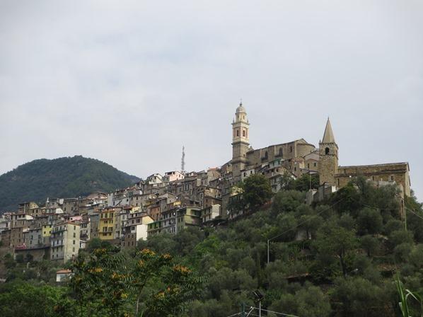 Hexendorf Triora Ligurien Italien