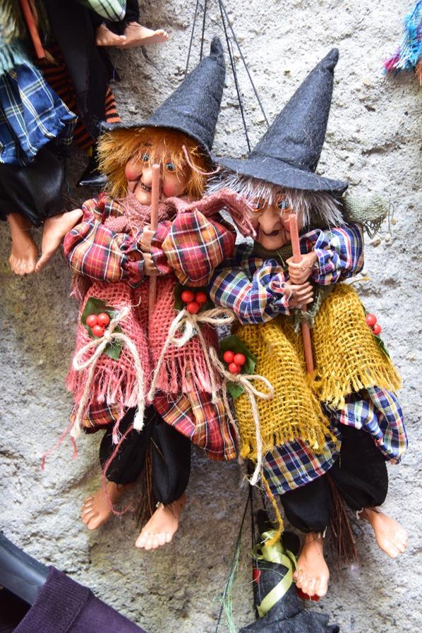 Triora Hexen Hexendorf Ligurien Italien