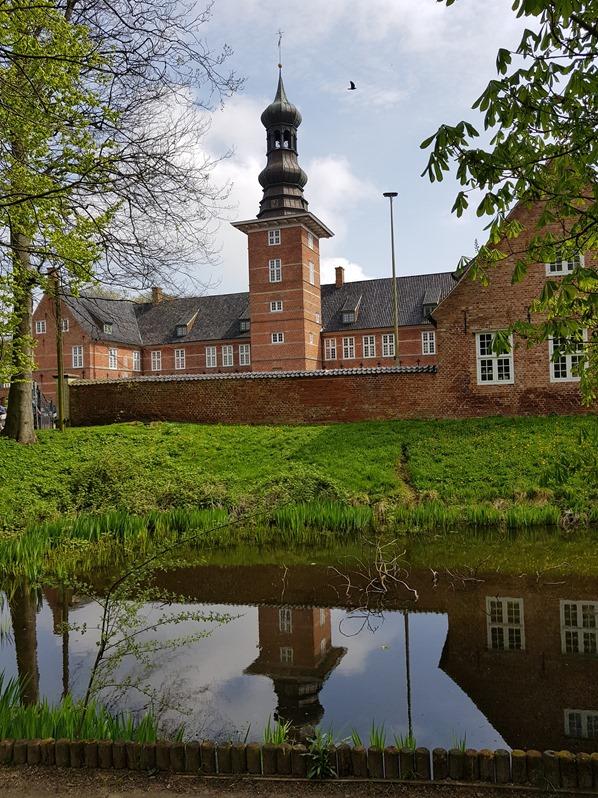 Schleswig Holstein Schloss Husum Nordfriesland Nordsee Urlaub