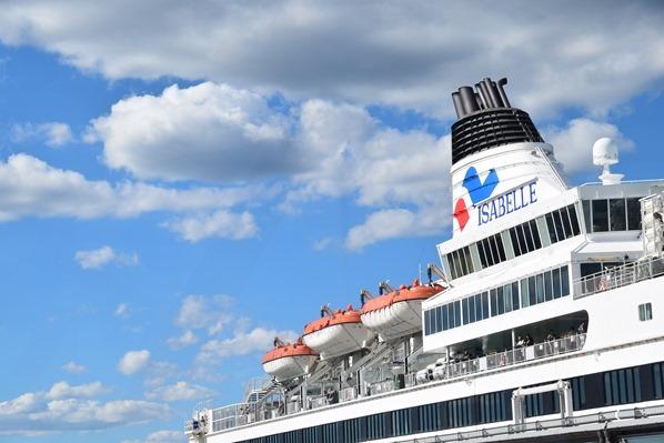 Fähre Stockholm Riga Tallink Silja Isabelle Ostsee Mini Kreuzfahrt Schweden