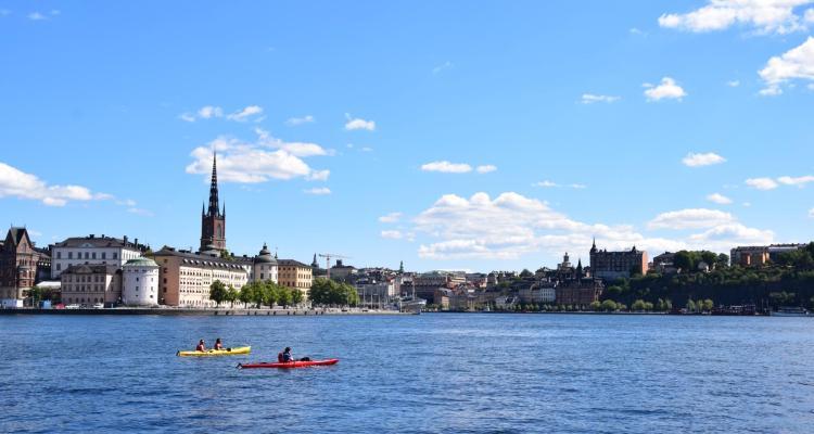 Stockholm Sehenswürdigkeiten Schweden Ostsee Kreuzfahrt Tallink Silja Minicruise