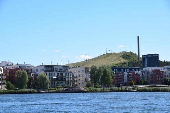 Stockholm Sehenswürdigkeiten SkiStar Hammarbybacken Skifahren Schweden Ostsee Kreuzfahrt