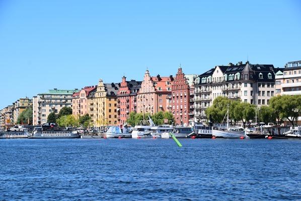 Stockholm Sehenswürdigkeiten Architektur Altstadt Schweden Ostsee Kreuzfahrt