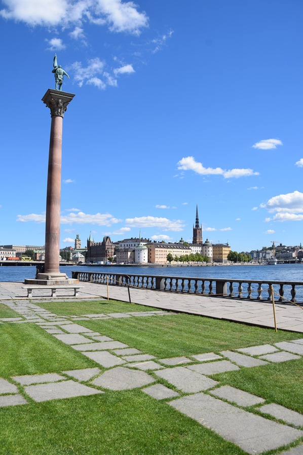 Stockholm Sehenswürdigkeiten Park Stadshusparken Stadshus Stadthuset Schweden