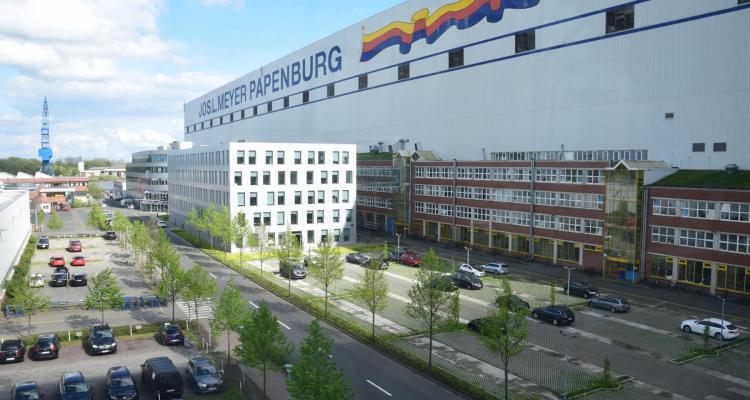 Meyer Werft Papenburg Kreuzfahrt