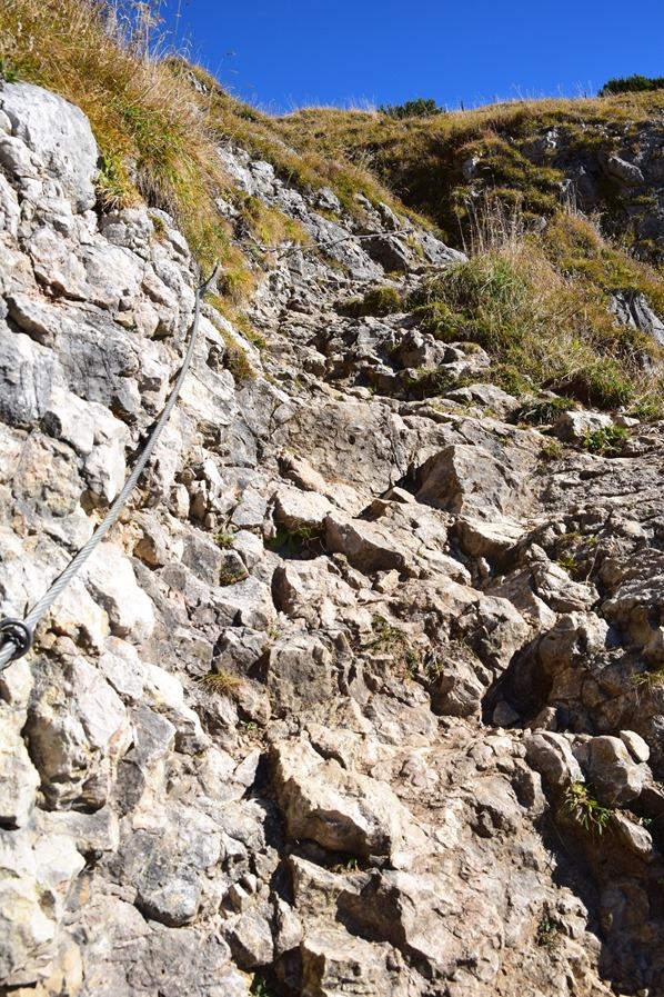 Rofan Achensee wandern Klettersteig Gschöllkopf Tirol Österreich