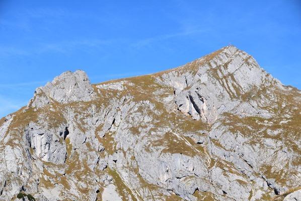 Rofan Achensee wandern Hochiss Gipfel Tirol Österreich
