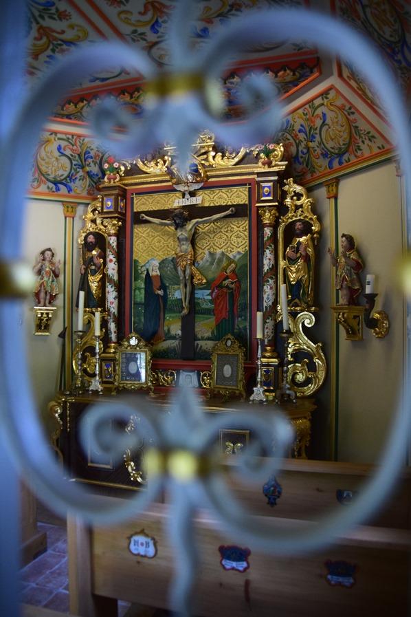 Heilig Kreuz Kapelle Markus Wasmeier Museum Freilichtmuseum Schliersee
