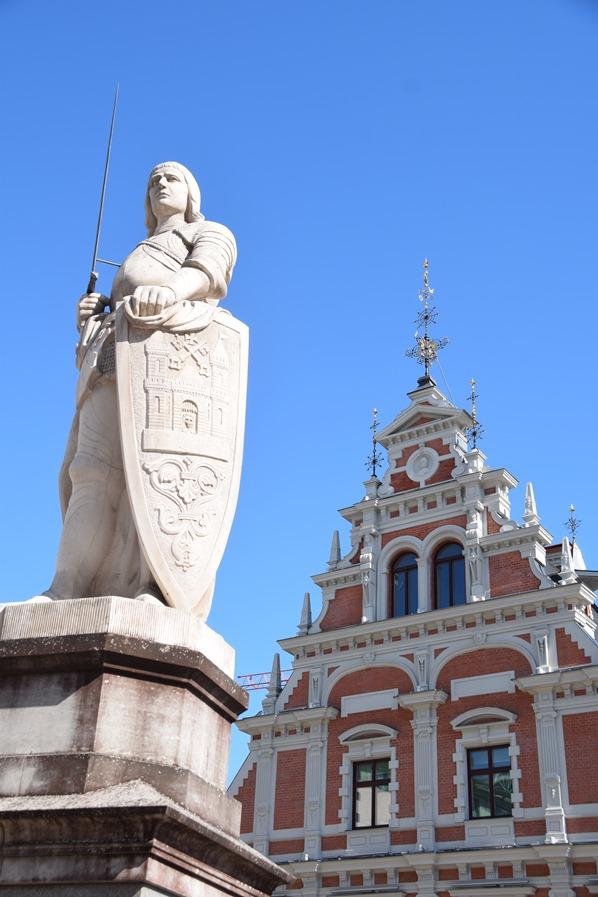 Schwarzhäupter Haus Riga Lettland Städtereise Ostsee Kreuzfahrt