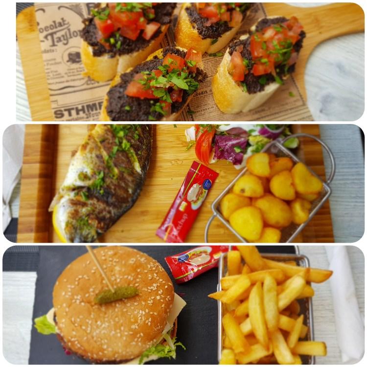 09 bruschetta fisch burger restaurant bar romantico peguera mallorca balearen spanien