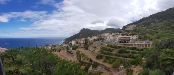 15 panorama westkueste mallorca banyalbufar terrassen spanien