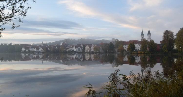 bad waldsee baden wuerttemberg deutschland