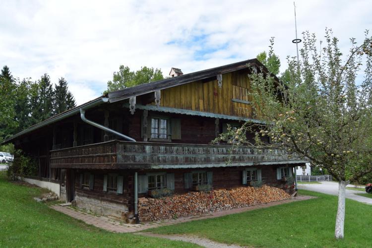 historischer bauernhof freilichtmuseum glentleiten oberbayern