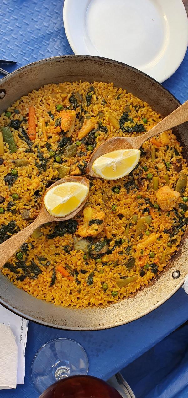 paella mercat central valencia spanien aida familien kreuzfahrt