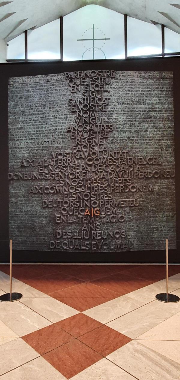 kirchentuere pforte kathedrale sagrada familia barcelona spanien aida familien kreuzfahrt